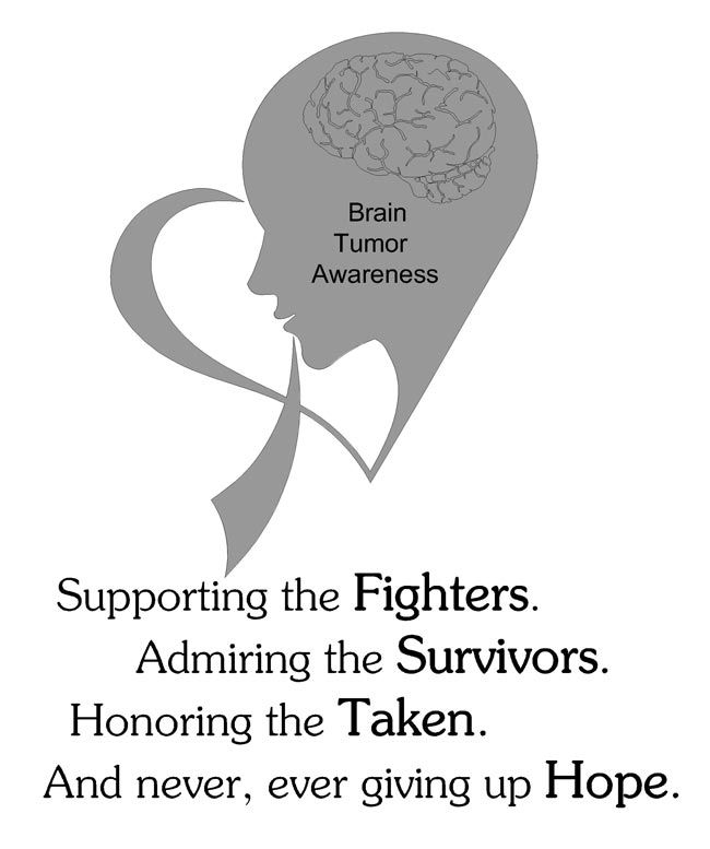 HRS Rail are proud to support Brain Tumor Awareness